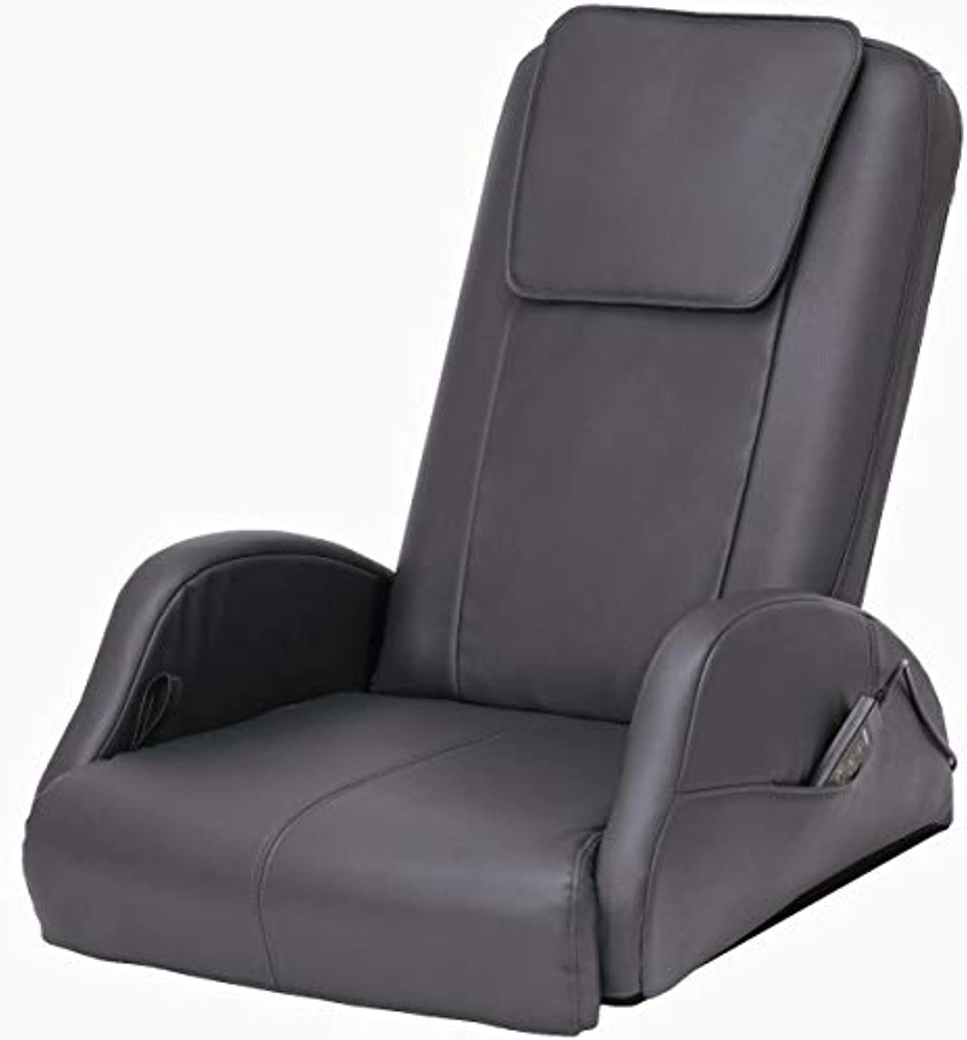 眠いです厚さ一般的なスライヴ マッサージチェア くつろぎ指定席 CHD-661 チャコールグレー