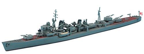 ハセガワ 1/700 ウォーターラインシリーズ 日本海軍 駆逐艦 荒潮 プラモデル 414