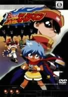 B-伝説  バトルビーダマン 6  DVD