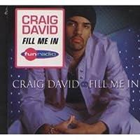 Fill me in [Single-CD]