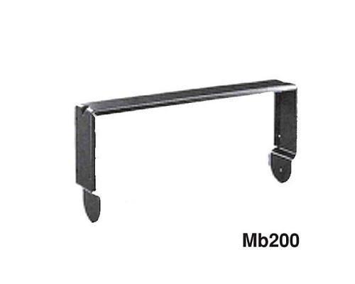 EV SX300用 U型マウンティングブラケット Mb200(ブラック)
