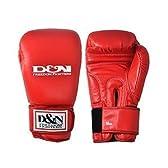 ボクシンググローブSM (赤)