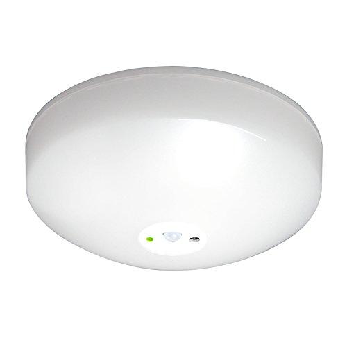 アイリスオーヤマ LED シーリングライト 小型 100W相当 電球色 人感 センサー付 700lm SCL7L-MS
