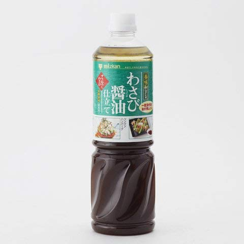 香味和ドレ わさび醤油仕立て 1L 4個