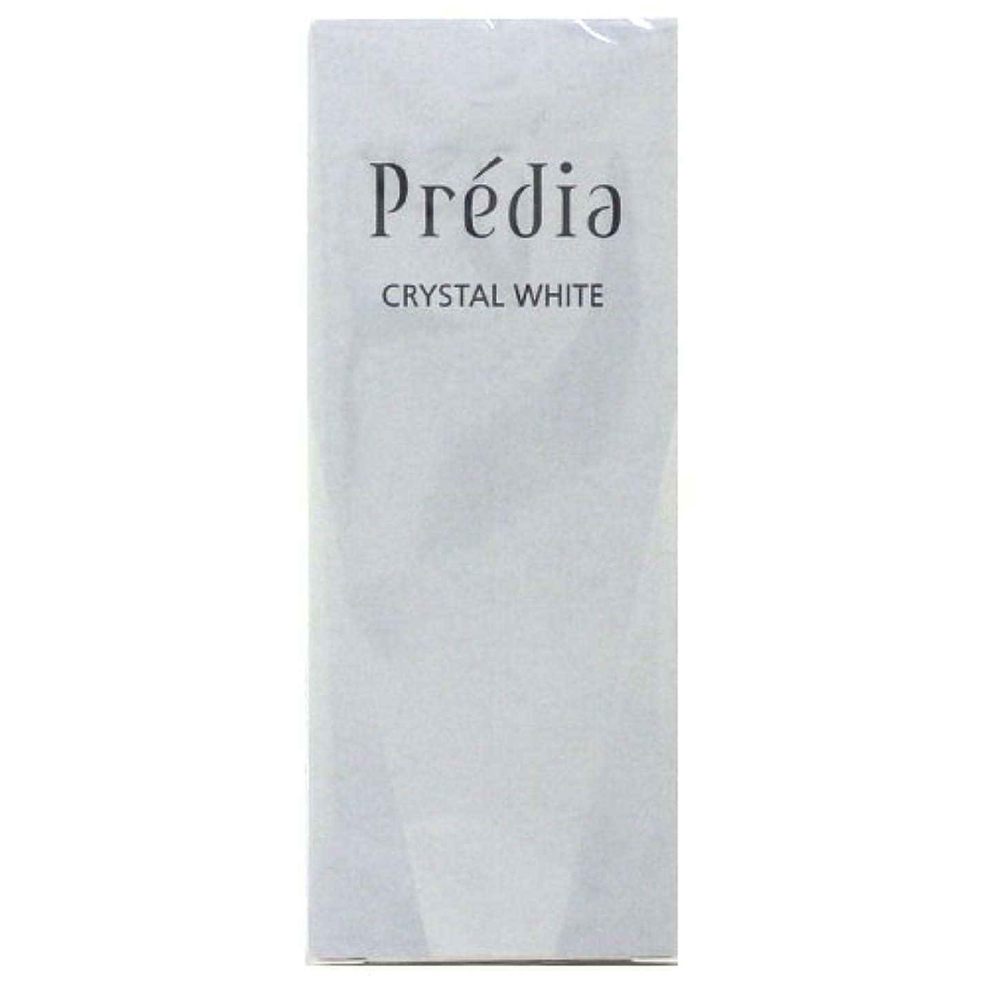 専門知識血色の良い雪のコーセー プレディア クリスタルホワイト 30mL