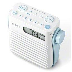 ソニー シャワーラジオSONY ICF-S80