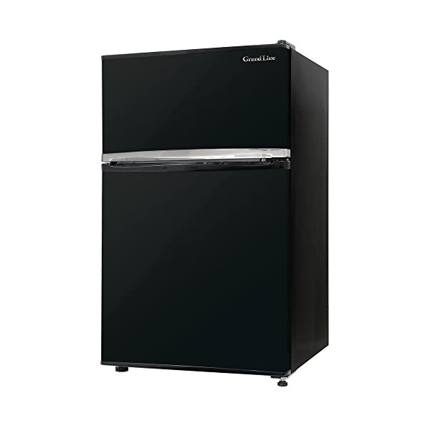 Grand-Line 冷蔵庫 90L 2ドア 直...の商品画像