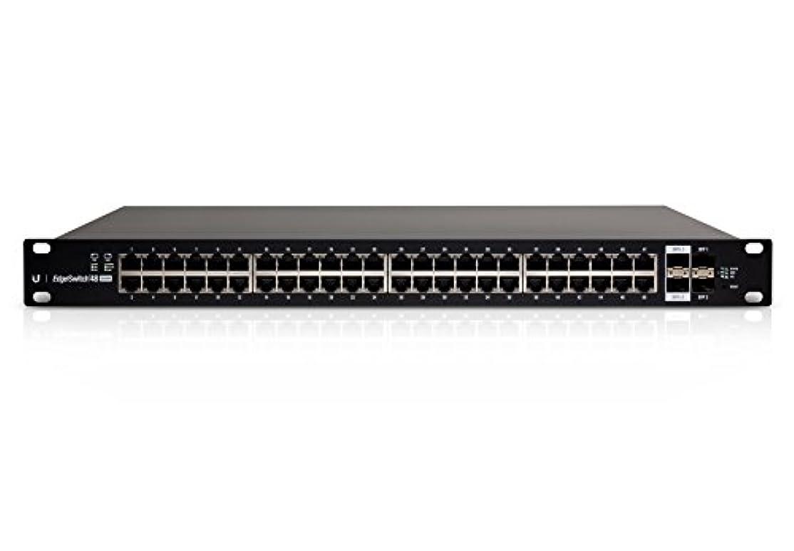 困った製品チューインガム【Amazon.co.jp 限定】Ubiquiti Networks Managed PoE+ Gigabit Switch with SFP+[Amazon限定品]ES-48-500W-A