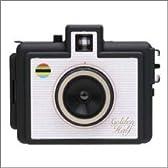 【ゴールデン・ハーフ】36枚撮りが72枚撮りになる 現代に蘇ったキセキのカメラ。いっぱい撮るならデジカメよりもゴールデン・ハーフでしょ。写りはもちろん、トイカメラです。(PowerShovel)