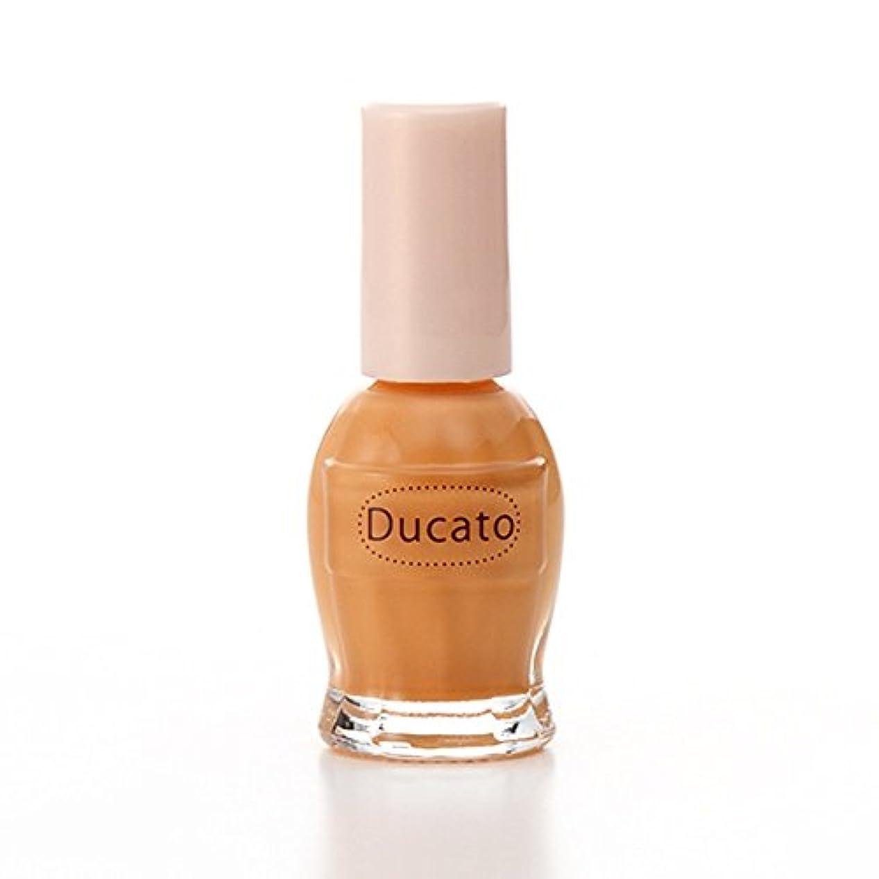 メキシコラフ主デュカート ナチュラルネイルカラーN54 オレンジフレア