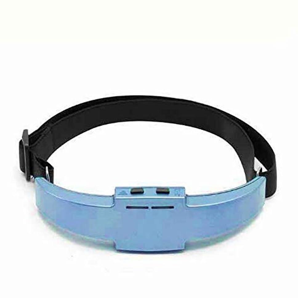 空の加入ハードDeeploveUU ワイヤレス充電電気催眠術ヘッド睡眠器具鍼治療睡眠補助器具睡眠器具不眠症治療