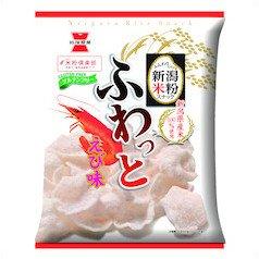 岩塚製菓 ふわっと やわらかえび味 45g -