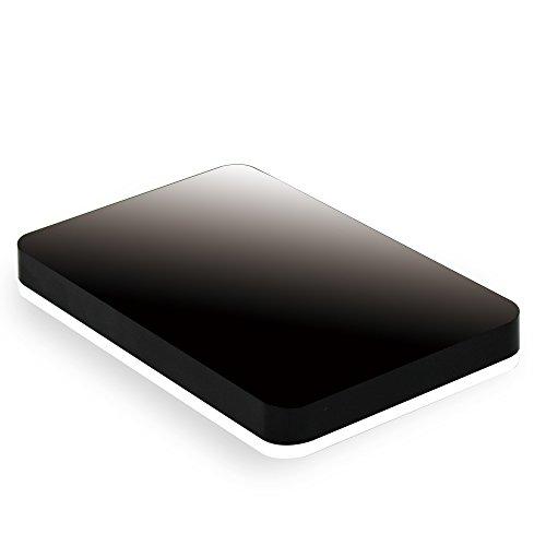 MARSHAL miniSHELTER ポータブル 2.5インチ 外付け HDD 【750GB】 テレビ録画対応 ハードディスク USB3.0/2...