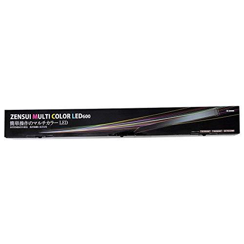 ゼンスイ『ZENSUI MULTI COLOR LED 600(ゼンスイマルチカラーLED 600)』