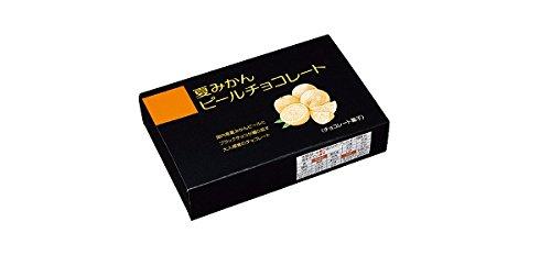 『最上級チョコ使用・夏みかんピールチョコレート』のトップ画像