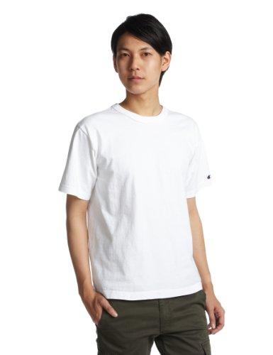 (チャンピオン)Champion T1011 US Tシャツ MADE IN USA C5-P301 010 ホワイト L