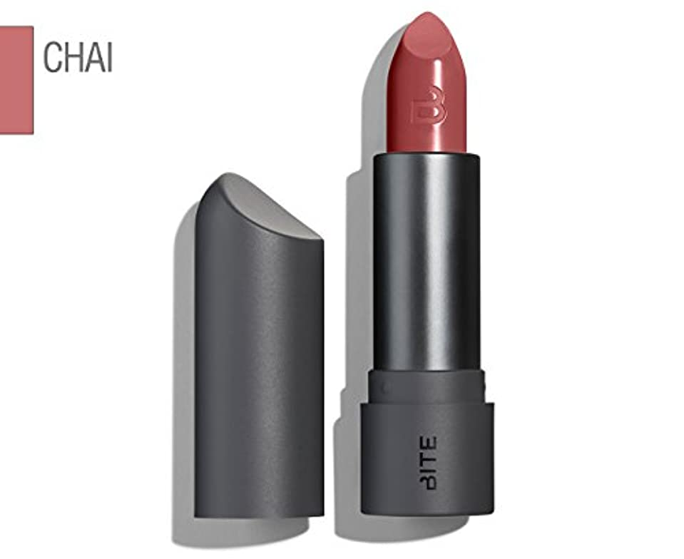 拡大するトレッド天皇Bite Beauty Amuse Bouche Lipstick - Chai