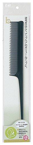 貝印 Beセレクション セットコーム 逆毛兼用 静電防止 HK0104