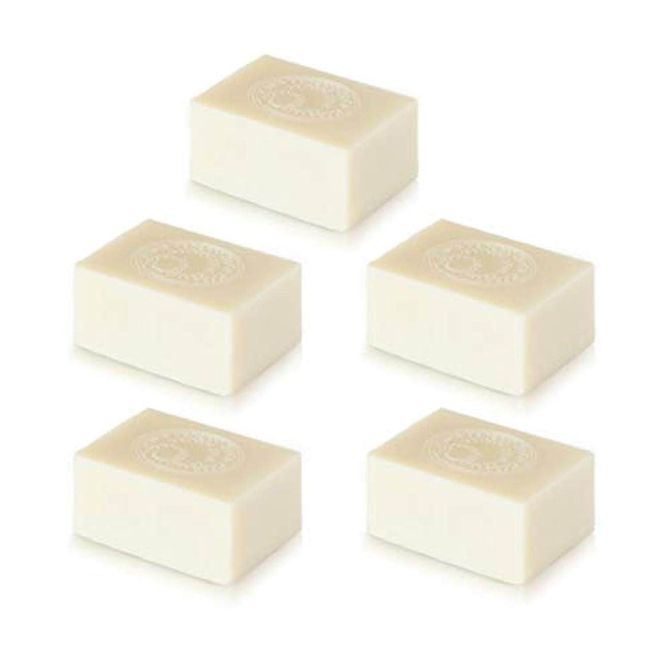 記憶雲有益なナイアード アルガン石鹸5個セット( 145g ×5個)無添加アルガン石鹸