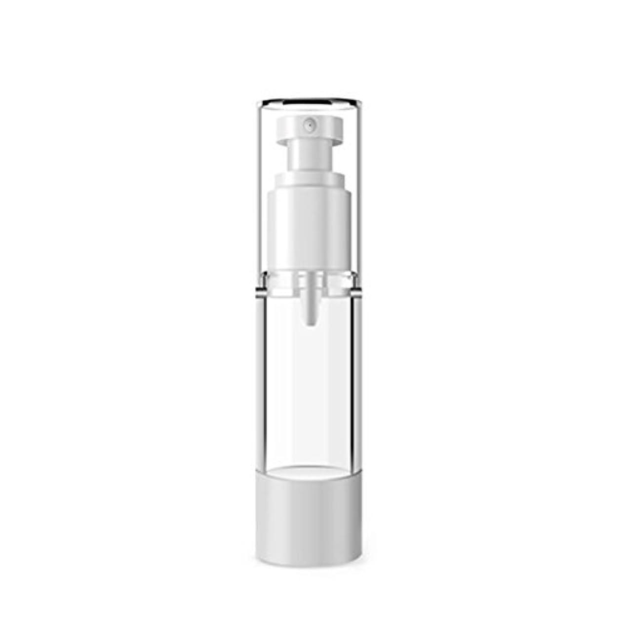 Vi.yo 小分けボトル スプレーボトル 押し式詰替用ボトル コスメ用詰替え容器 携帯便利 出張 旅行用品 スタイル2 3本セット 100ml