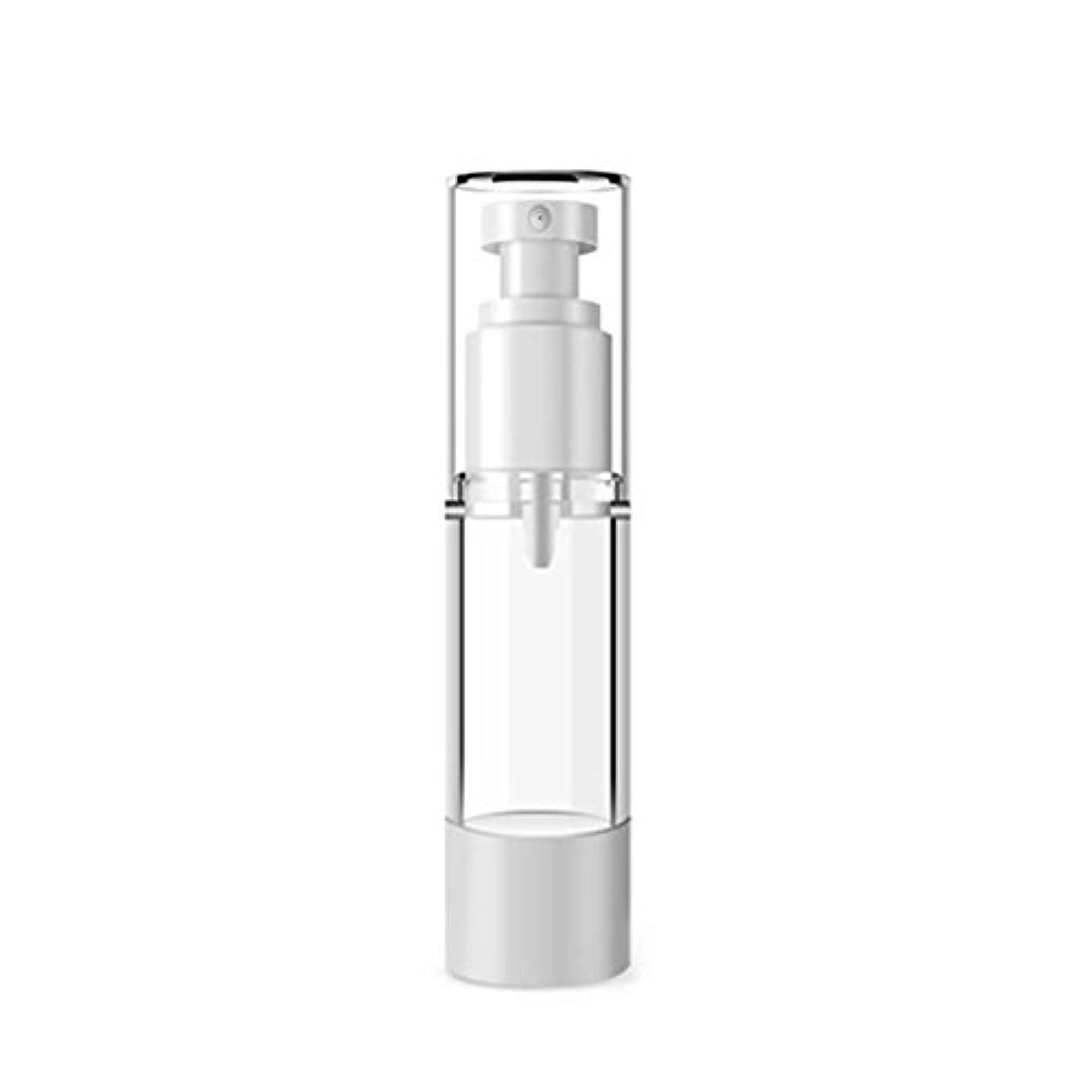 バケツ驚くべきスポンサーVi.yo 小分けボトル スプレーボトル 押し式詰替用ボトル コスメ用詰替え容器 携帯便利 出張 旅行用品 スタイル2 3本セット 80ml