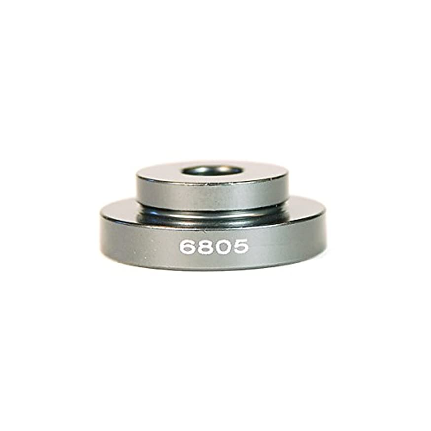 夢中堤防リーガンWheels Manufacturing 6805 Open Bore Adapter by Wheels Manufacturing