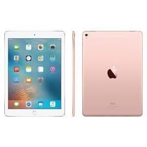 【国内版SIMフリー】 iPad Pro (9.7インチ) Wi-Fi Cellular 128GB ローズゴールド MLYL2J/A  白ロム Apple