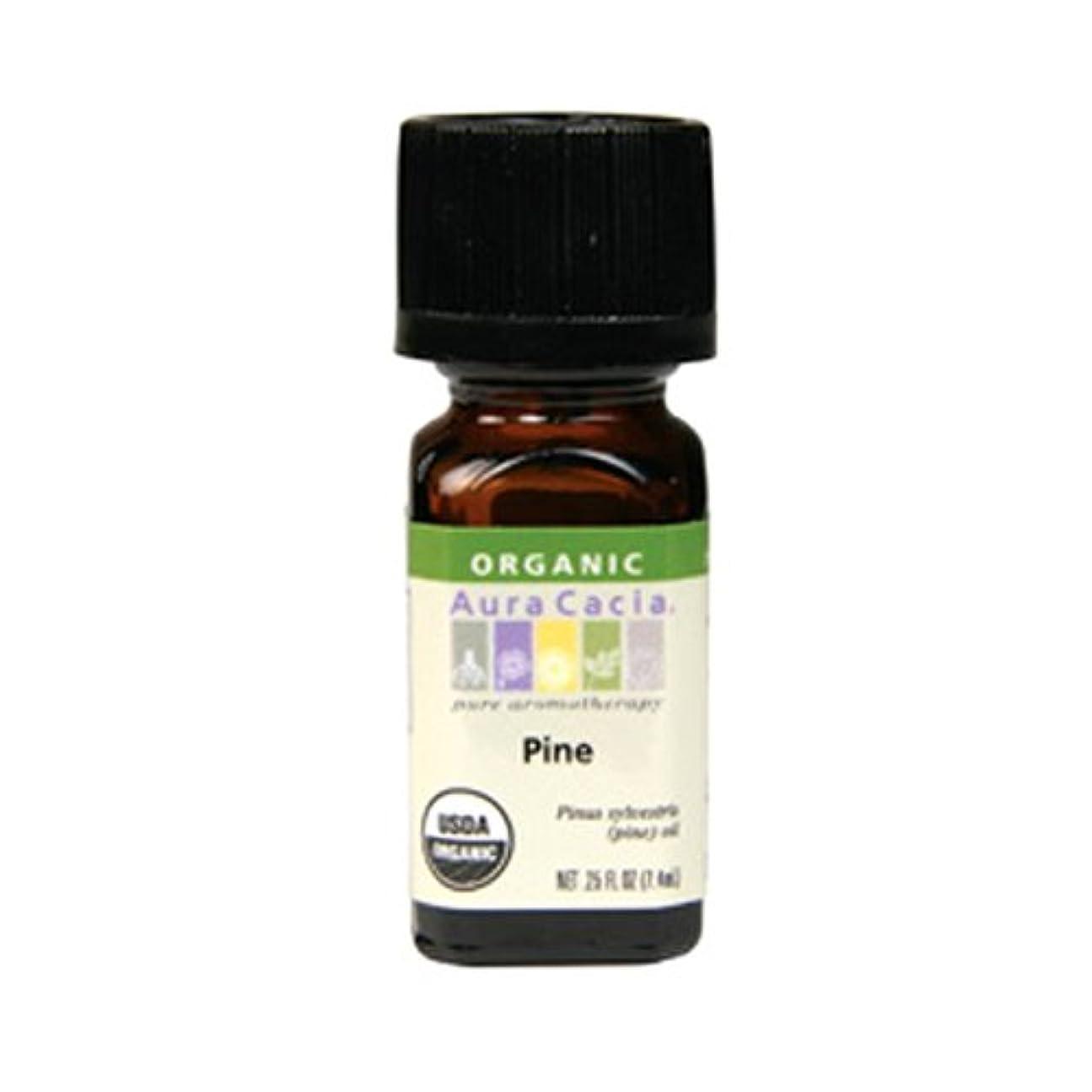 手のひら切り離す電報Aura Cacia Essential Oil Pine, Pine 7.5 ml (並行輸入品)