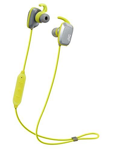 JVC HA-ET870BV-H ワイヤレスイヤホン Bluetooth対応/フォームコーチング機能搭載/スポーツ向け・防水/マグネット内蔵 グレー
