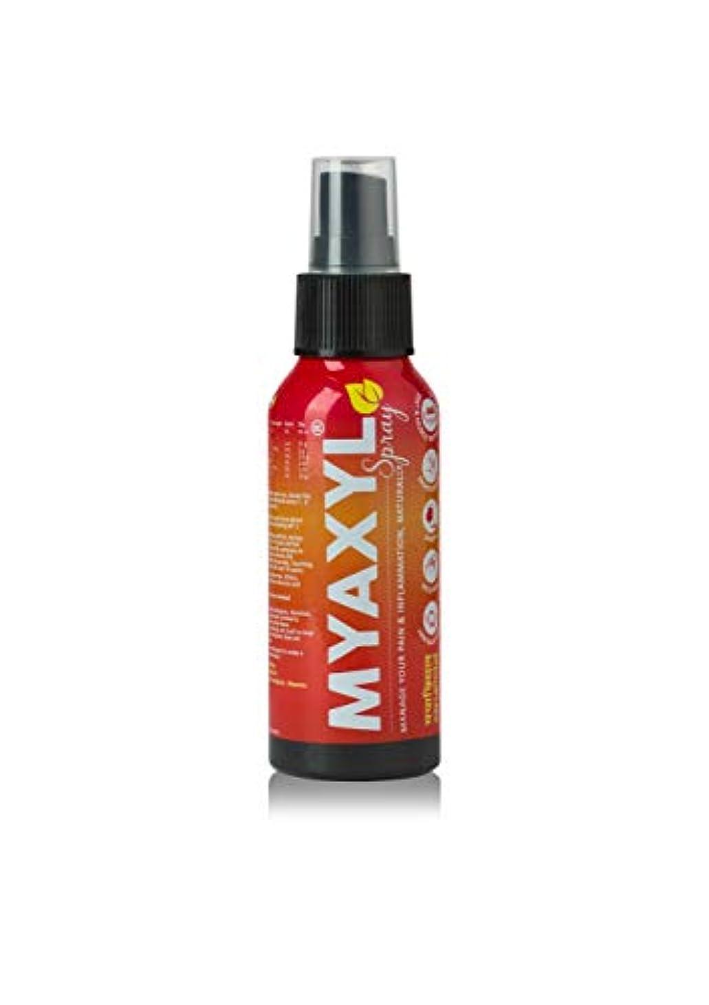 うねる軍隊スキムKerala Ayurveda Myaxyl Spray - 75 ml