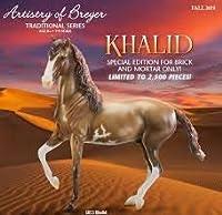 Breyer Spirit of The Horse Khalid