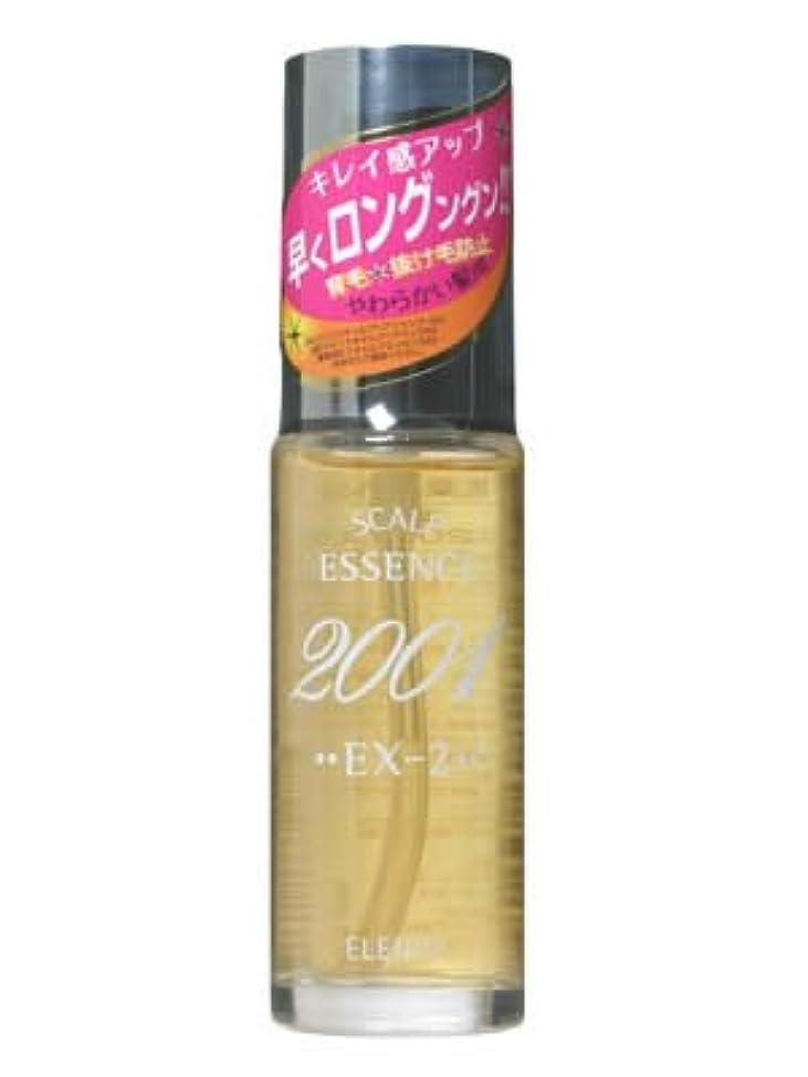 願ういいねバクテリアエレンス2001 スキャルプエッセンスEX-2(やわらかい髪用)