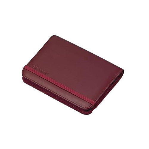 カシオ 電子辞書 エクスワード専用 純正ケース ブックカバータイプ XD-CC2405RD レッド
