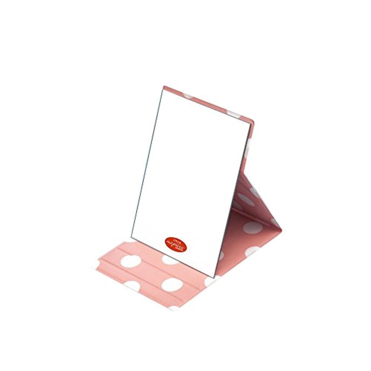 不振怒り顎プロモデル折立ナピュアミラー水玉