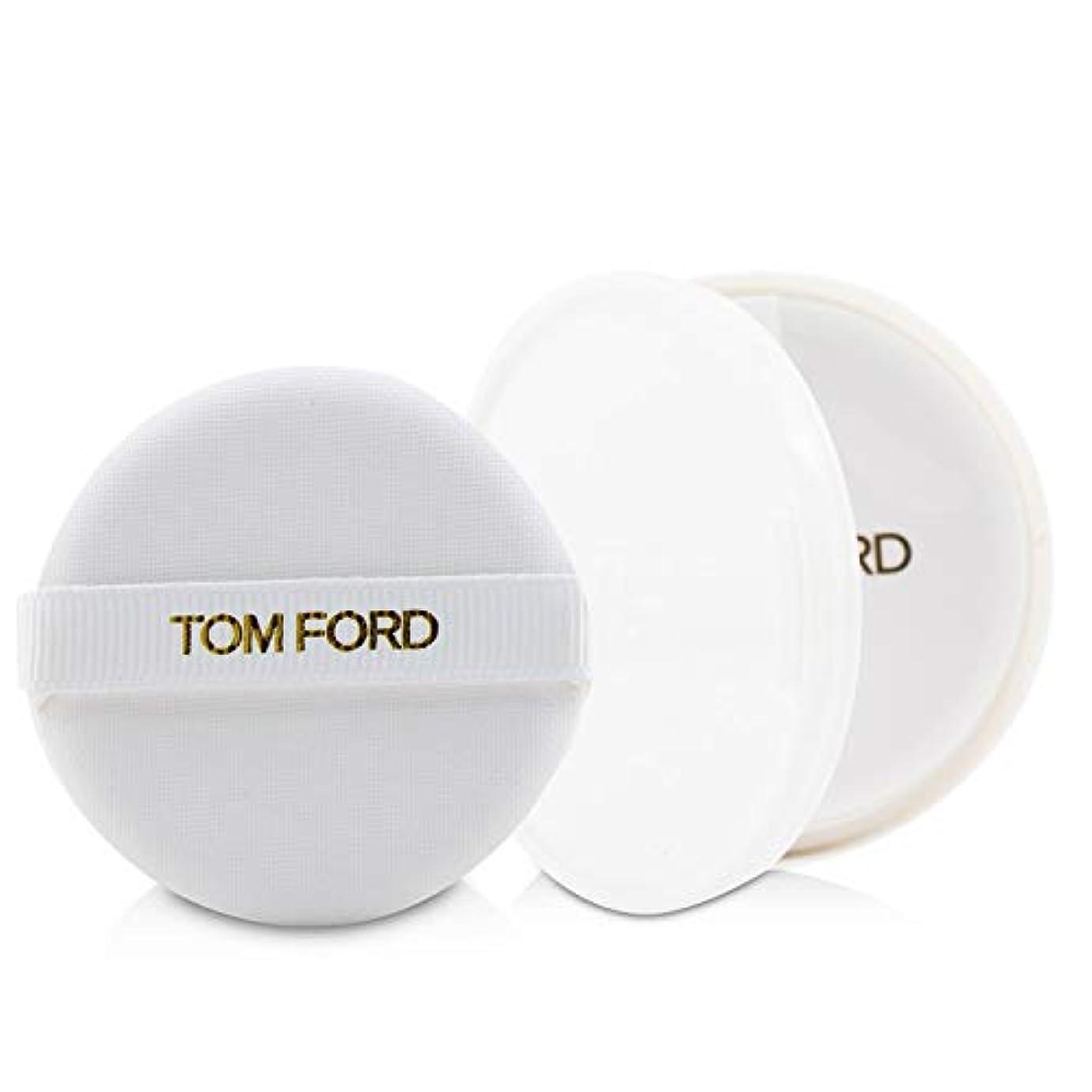韓国フレキシブル精度トム フォード Soleil Glow Tone Up Hydrating Cushion Compact Foundation SPF40 Refill - # 7.8 Warm Bronze 12g/0.42oz並行輸入品