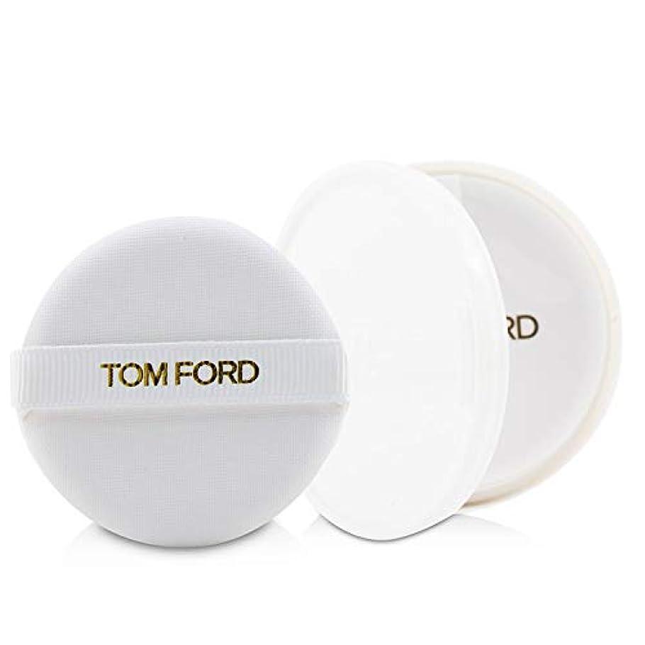後ろ、背後、背面(部アクチュエータハウジングトム フォード Soleil Glow Tone Up Hydrating Cushion Compact Foundation SPF40 Refill - # 7.8 Warm Bronze 12g/0.42oz並行輸入品