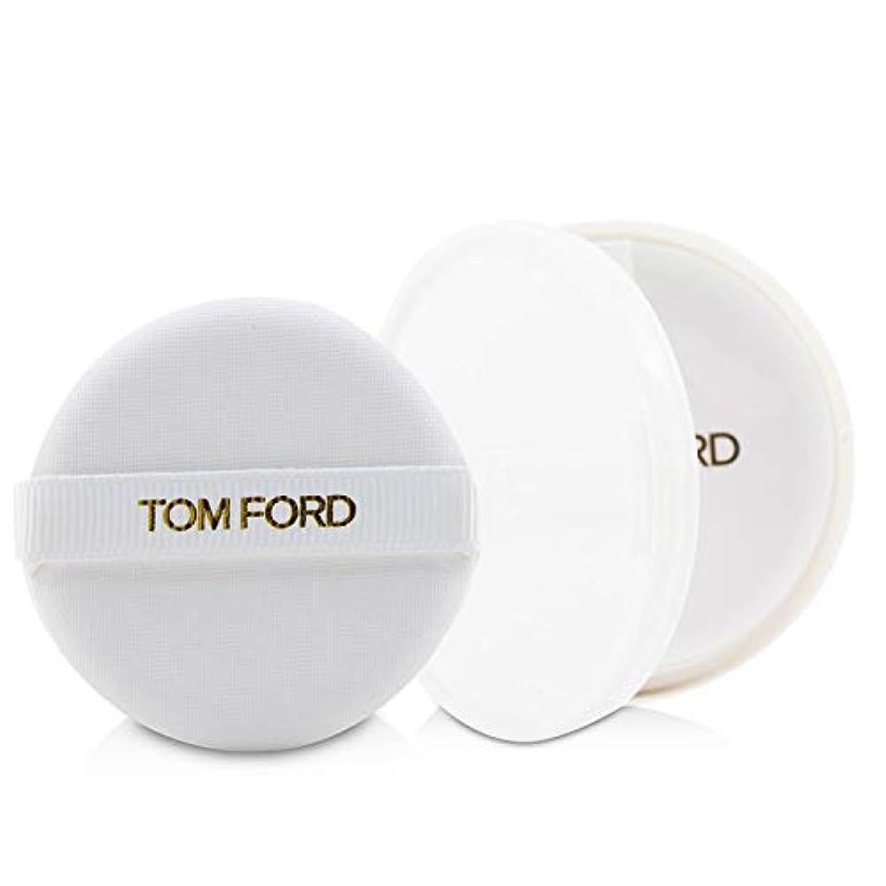 うめき声骨折面倒トム フォード Soleil Glow Tone Up Hydrating Cushion Compact Foundation SPF40 Refill - # 7.8 Warm Bronze 12g/0.42oz並行輸入品