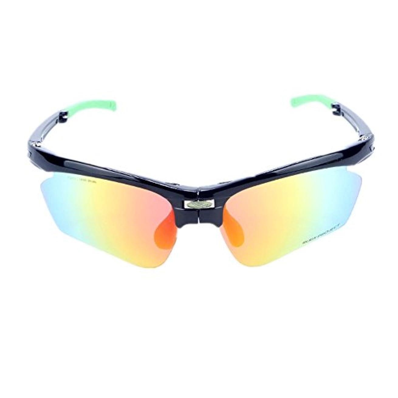 半球トークパラダイス自転車uv400 紫外線カット サングラス サイクリング用眼鏡Polarized Sports Sunglassesアンチフィッシングゴルフ用