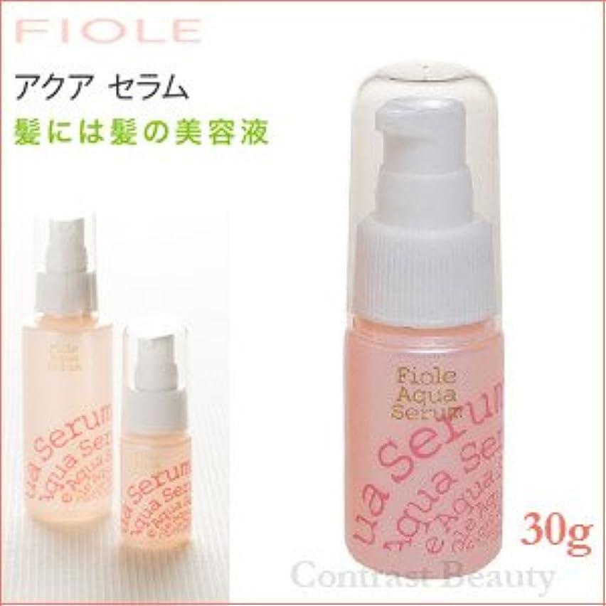 陪審コンドーム寝室【X5個セット】 フィヨーレ アクアセラム 30g