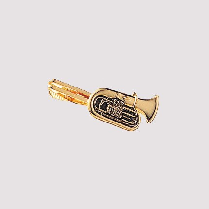 [해외]나카노 스탠다드 타이 바 튜바 골드 MM-80T | TU | G/Nakano Standard Tie Bar Tuba Gold MM-80T | TU | G