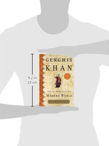 genghis khan and the making of Weatherford's efforts to credit genghis khan and his descendants with the ideas and innovations that created the renaissance are a bit bewildering, but readers will be left with a new appreciation of a maligned culture, and a desire to learn more.
