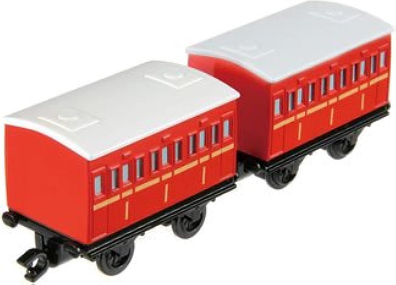 チョロQ トーマス 赤い客車セット