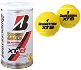 BRIDGESTONE(ブリヂストン) プレッシャーライズド・ボール XT-8 2球缶1箱(30缶入り)