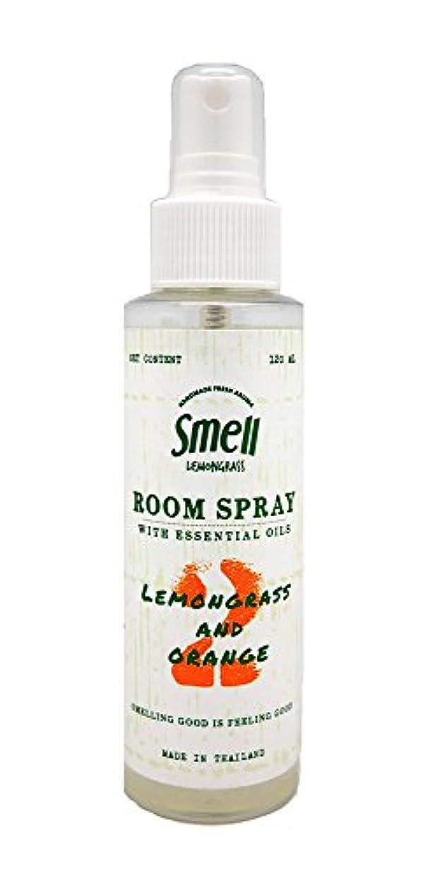 ブラインドピークキャンドル(スメル レモングラス)Smell Lemongrass ルーム スプレー 120ml (レモングラス & オレンジ)