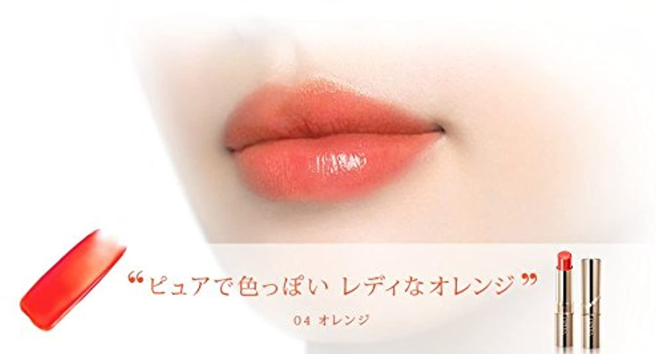 適切に感心する汚す【オペラ(OPERA)】ティントオイルルージュ (4 オレンジ)