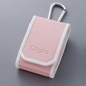LOAS Digioデジタルカメラケース ピンク DCC-038P