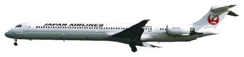 1/200 日本航空 MD-90 (新ロゴ)