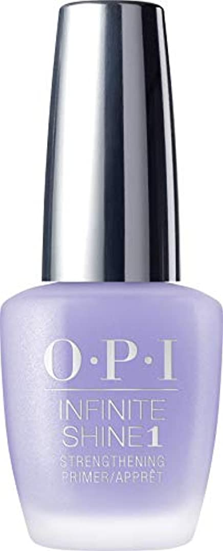 ライム弁護不完全OPI(オーピーアイ) インフィニット シャイン ストレンスニング ベースコート