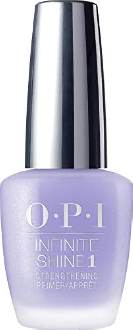 恨み冷える鋸歯状OPI(オーピーアイ) インフィニット シャイン ストレンスニング ベースコート