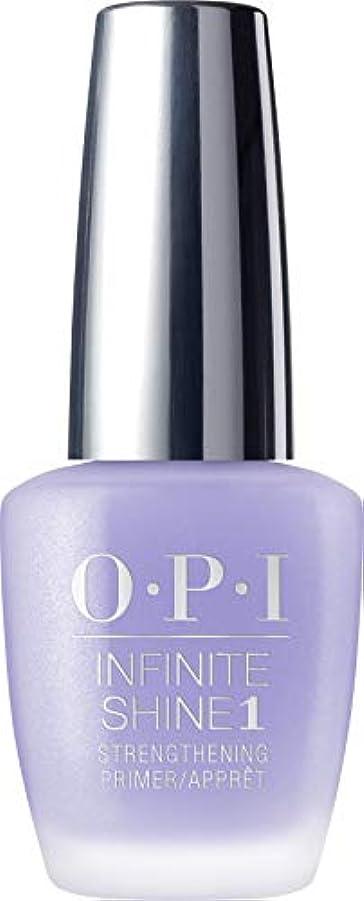 ブロックするピンク欠員OPI(オーピーアイ) インフィニット シャイン ストレンスニング ベースコート